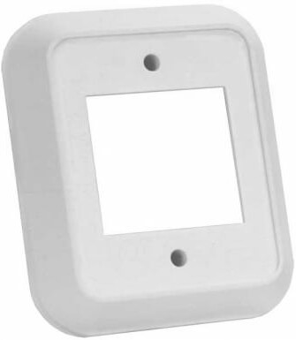 JR Products 13515 RV Double Switch Wall Spacer - White