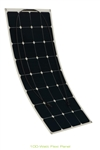 Zamp Solar ZS-100F-30A-DX 100W Flexible Deluxe Solar Panel Kit