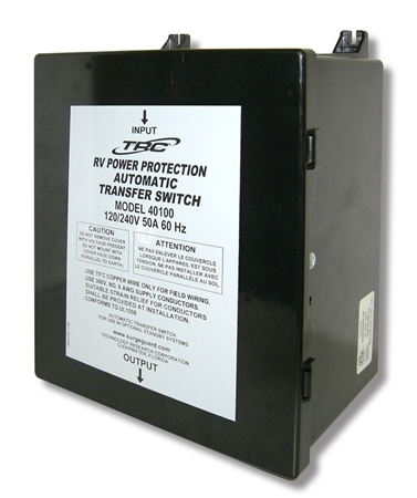 Surge Guard Basic 50 Amp Automatic Transfer Switch
