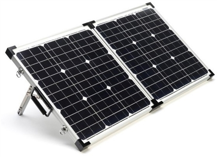 Zamp Solar ZS-US-120-P 120W Portable Solar Charging System
