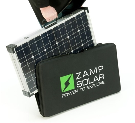 Zamp Solar 160W Portable Battery Charger Kit