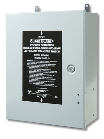 Surge Guard 90 A Hardwire Automatic Transfer Switch