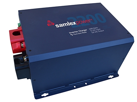 Samlex America Evolution Inverter/Charger - 2200 Watt