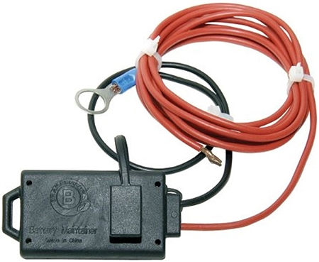 BrakeBuddy 39332 Towed Vehicle Battery Maintainer