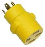 Arcon 14014 Round Power Cord Adapter - 50-30A