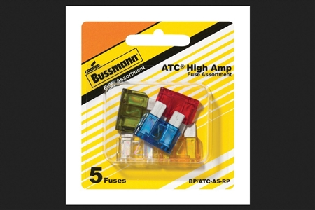 Bussmann BP/ATC-A5-RP ATC Fuse, Emergency Kit