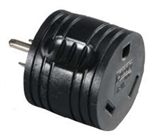 Arcon 13218 Temporary Round Power Cord Adapter - 30-15A