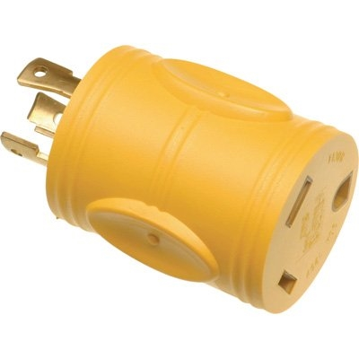Arcon 14398 Round Power Cord Adapter - 30A
