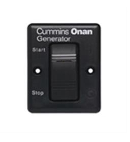 Onan 300-4936 Standard Remote RV Start Panel