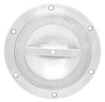 Valterra A10-2171VP White RV Access Hatch - 5""