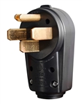 Progressive Industries 50 Amp Replacement Plug Connector - Male