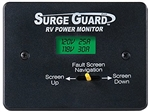 Surge Guard Remote Power Monitor LCD Display W/50' Cable