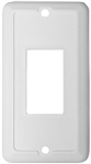 Diamond Group P7000-01C Waterproof Slide-Out Switch Face Plate - White