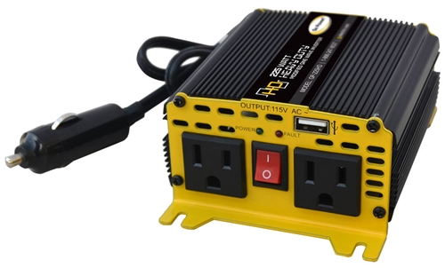 Go Power Modified Sine Wave Inverter, 175W