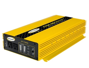 Go Power Modified Sine Wave Inverter - 1750W