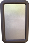 "Valterra A77051 RV Entrance Door Glass and Frame Assembly - 12"" x 21"""