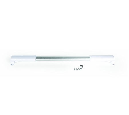 Camco 42186 White Push Bar For RV Screen Door