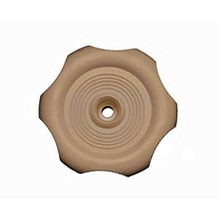 "RV Designer RV Window Knobs 1"" Shaft - Beige"