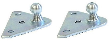 AP Products 010-078-2 Flat Gas Prop Bracket