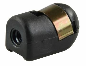 JR Products EF-PS90A Angled Gas Spring End Fitting - 10mm Ball Mount