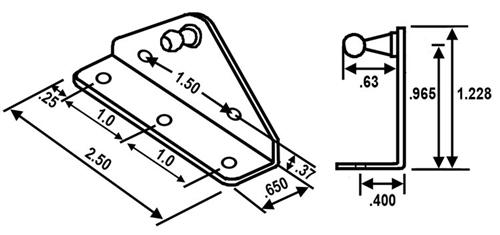DORMAN 425-168 Steering Shaft