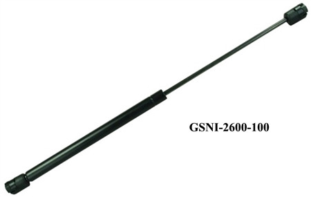 JR Products Gas Spring 100 LB With Metal Ends 26.3""