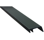 JR Products 11501 Black Hehr Style Rigid Screw Cover