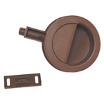 RV Designer H261 Shurlatch For RV Cabinet Doors - Brown