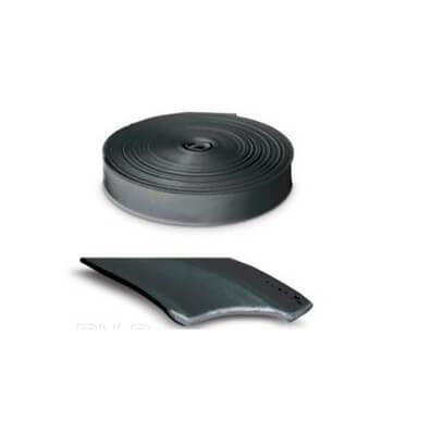 Rv Designer E369 Heavy Duty Vinyl Insert Trim Black 1 X 25