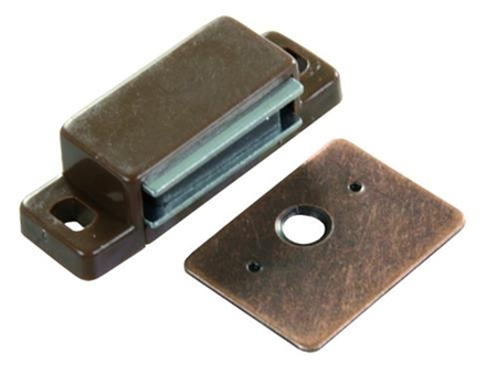 JR Products 2Pk Side Mount Magnetic Catch
