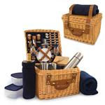 Picnic Time Canterbury English-Style Basket