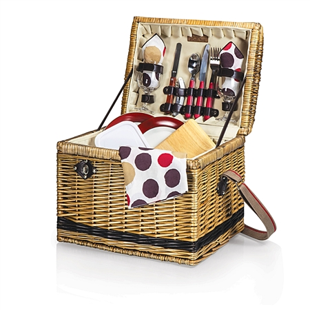 Picnic Time Yellowstone Picnic Basket - Moka Collection