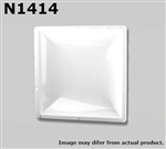 "Specialty Recreation N1414 Square Inner RV Skylight 14"" x 14"" - White"