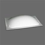 "Specialty Recreation N1824 Rectangle Inner RV Skylight 18"" x 24"" - White"