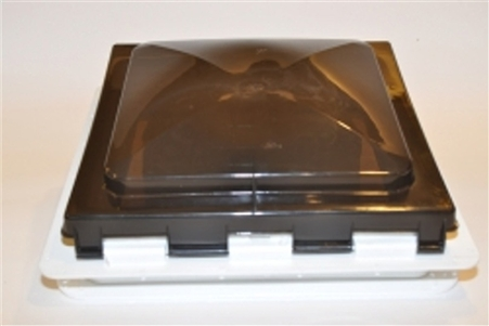 Heng's J291RBZ-C Replacement Vent Lid for Jensen Plastic Base Vent - Bronze