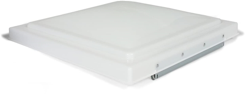 Camco 40155 Replacement Vent Lid For Pre 2008 Ventline/Pre 1994 Elixir - White Polypropylene