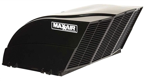 Maxxair Vent 00 955002 Fanmate Vent Cover Black