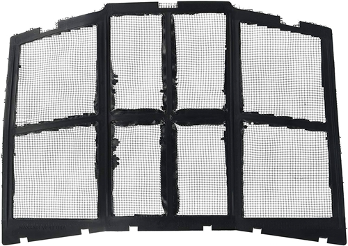Maxxair 00-955203 Fanmate Vent Cover Bug Screen - Smoke