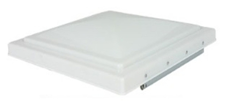 Camco 40161 Unbreakable Replacement Vent Lid - Ventline/Elixir - White