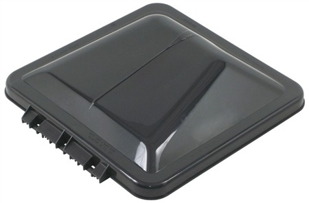 Ventline BVD0449-A03 Replacement RV Roof Vent Lid - Smoke