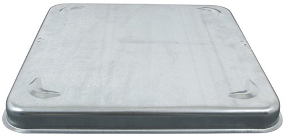 Ventline Bv0534 00 Standard Metal Replacement Vent Lid Silver