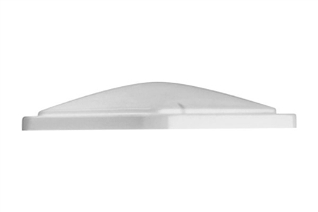 Fan-Tastic K802081 White Replacement Vent Lid