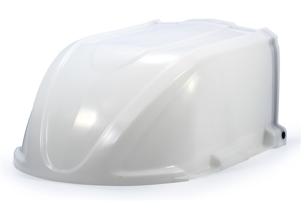 Roof Vent Covers >> Camco 40446 Xlt Rv Roof Vent Cover Ii White