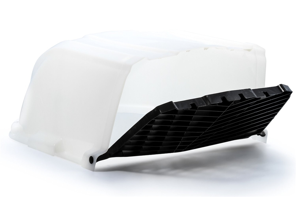 Camco 40446 Xlt Rv Roof Vent Cover Ii White