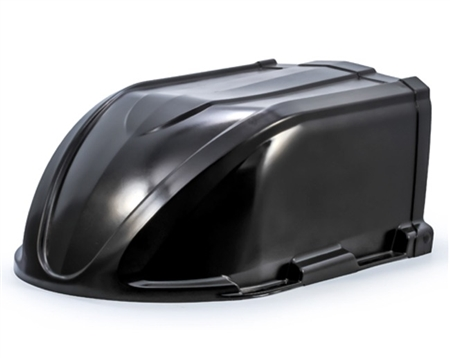 Camco XLT RV Roof Vent Cover II - Black