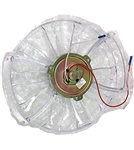 Dometic K8017-00 Fan-Tastic Vent Fan Motor For 6600/ 8000/ 6000 Models