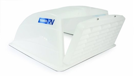Camco RV Vent Cover - White