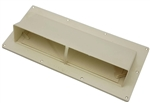 Ventline V2111-11 Exterior Vent For RV Stove Hood - Colonial White