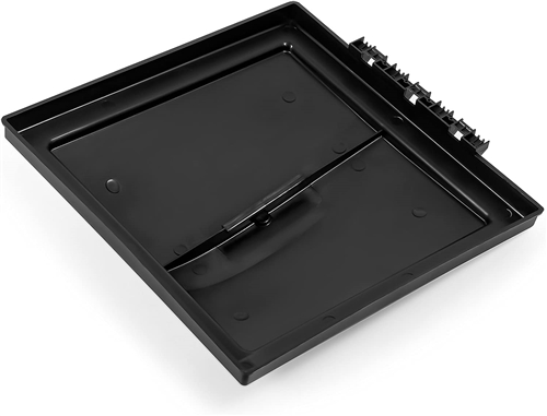 Camco 40176 Replacement Vent Lid For Ventline 2008 And Later Black Polypropylene