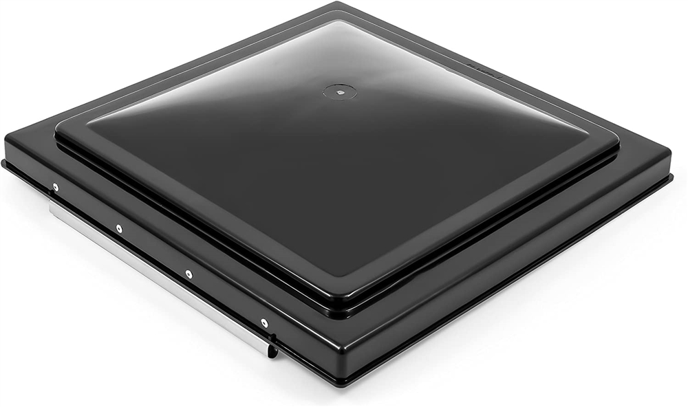 Camco 40177 Replacement Vent Lid for Ventline Pre 2008 And Elixir After  1994 - Black Polypropylene